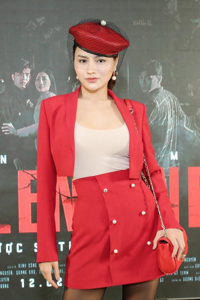 Vũ Thu Phương, Trang Trần lộng lẫy tại sự kiện ra mắt phim ngắn mùa lễ Valentine 1