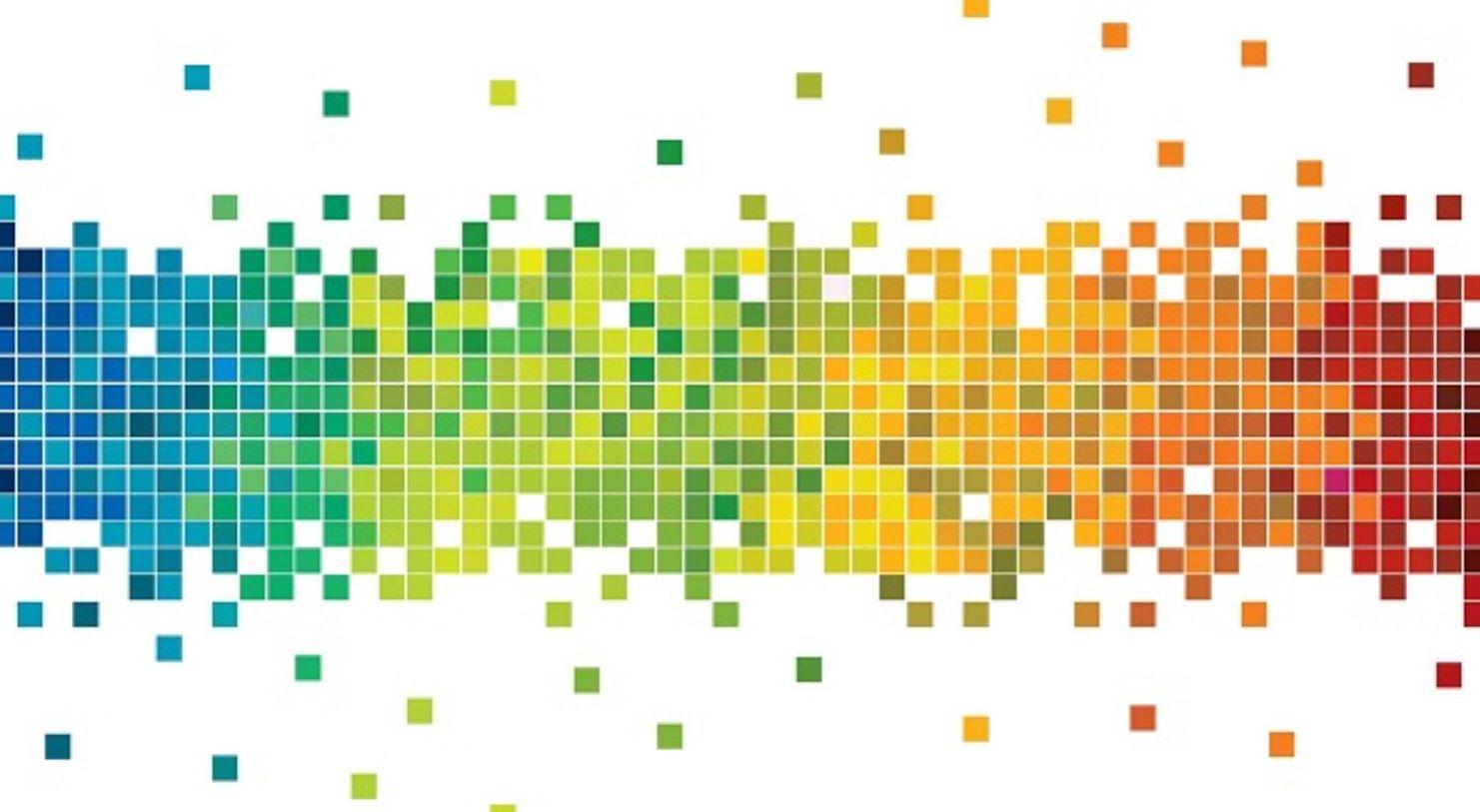 Pixel là đơn vị phổ biến, được vận dụng để đo độ phân giải hiển thị